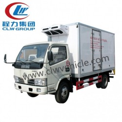 4*2 LHD Rhd 8 Tons Food Meat Cooling Refrigerator Truck