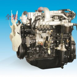 Turbocharged Diesel Engine for Forklift Truck