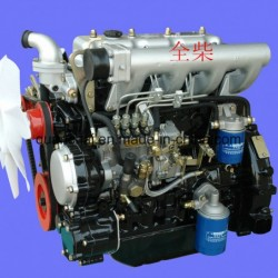 Four Cylinders Diesel Engine for a Fork Truck QC490ga