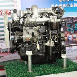 Diesel Engine with Turbocharger for Forklift Truck