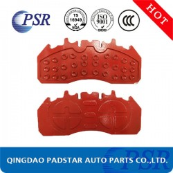 Auto Spare Parts Brake Pads Cast Backing Plate Supplier for Mercedes-Benz