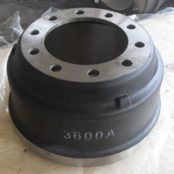 China Auto Parts Brake System Cast Iron Brake System Drum Brake
