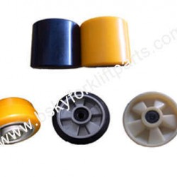 Hand and Electric Pallet Truck Wheels