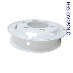6 Hole Steel Light Truck Wheel (5.50F-16)