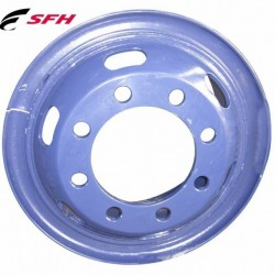 Steel Wheel Heavy Duty Truck Steel Rim Wheel OTR TBR Wheel (7.50V-20, 8.5-24)