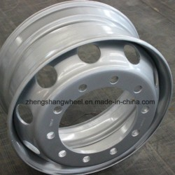 Good Price Truck Steel Wheel Rims, Tubeless Wheel Rim, Tubeless Steel Truck Wheel