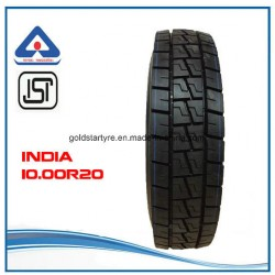 India Pattern Radial Truck Tyre with Bis 1000r20