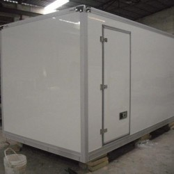 Fiberglass Refrigerated Truck Body