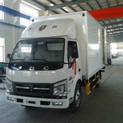 FRP Insulation Dry Truck Body