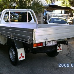 Aluminium/Aluminum Light Truck Bodies