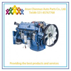 Weifang Wide Body Dump Truck Engine Main India Market