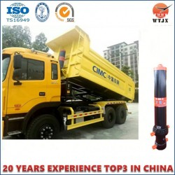 5 Stage Telescopic Hydraulic Cylinder for Tipper Truck Dump Truck Bo