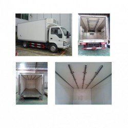 Meat Delivery Refrigerated Truck Body