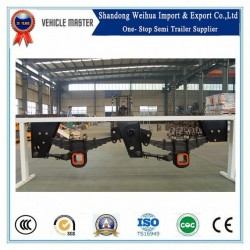 High Quality 16tons 2 Axles German Type Trailer Suspension From Chin