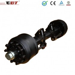 Popular Sell From 8~20 Ton Square Tube Type Trailer Axle