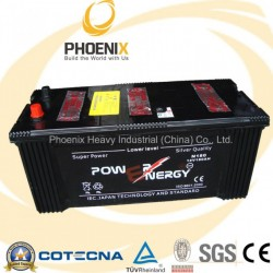 JIS Standard Dry Charged Battery Truck Power Battery