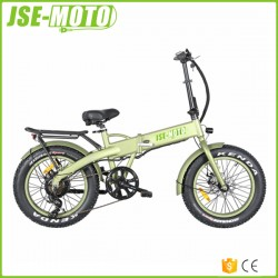 Jse-Moto 20′′ Fat Tires Electric Bike 250W-500W En! 5194