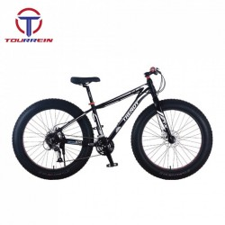 Aluminium Material Alloy Frame Fat Tire 4.0 Mountain Bike