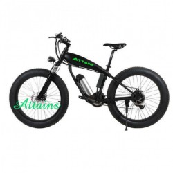 2018 New Model 48V 500W Electric Fat Tire Bicycle
