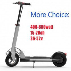 48V 500watt Lithium Battery Fat Tire Electric Bike Scooter Bicycle