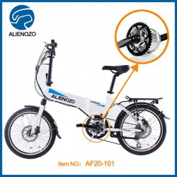 Yes Foldable and 36V Voltage Folding Electric Bike