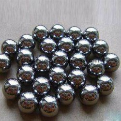 6.35mm 1/4 Dry Soft AISI1010 Lower Carbon Steel Balls, Iron Steel Ball for Bearings, Bicycle Parts G