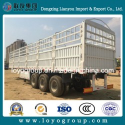 40FT Transportation Truck for Agricultural Stake Semi Trailer