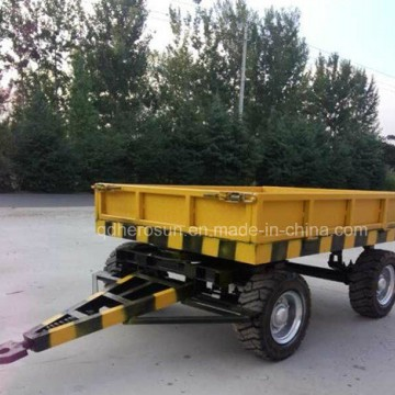 2 Tons Luggage Carrier TrailerImage