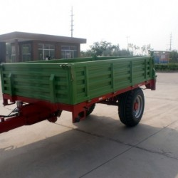 Ce Approved 2t Trailer for Tractor