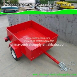 Manufacturer Made Small and Mini 1.2m Cage / Box Trailer (CT0034)