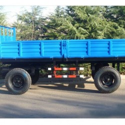 10 Tons Air Brake Tipping Trailer
