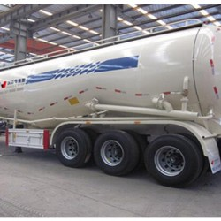 New Bulk Cement Tank Semi Trailer for Sale