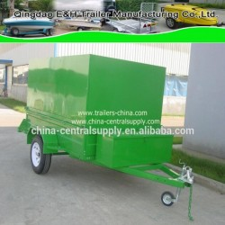 Manufacturer Buy 8X5 Box/Cage Trailer (CT0080G)