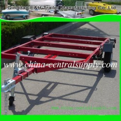 Light Duty 4′ X 8′ Foldable Trailer of Manufacturer CT0020