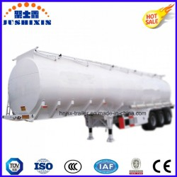New Tri-Axle Semi Trailer Fuel Tank Truck Trailer for Sale