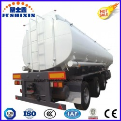 Three Axle Carbon Steel Fuel Oil Tanker Truck Trailer