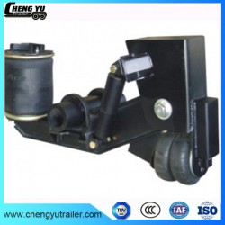 Welded American Type Air Suspension for Tank Trailer