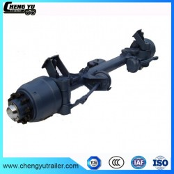 Trailer Axle Hydraulic Steering Axle Series for Truck Trailer
