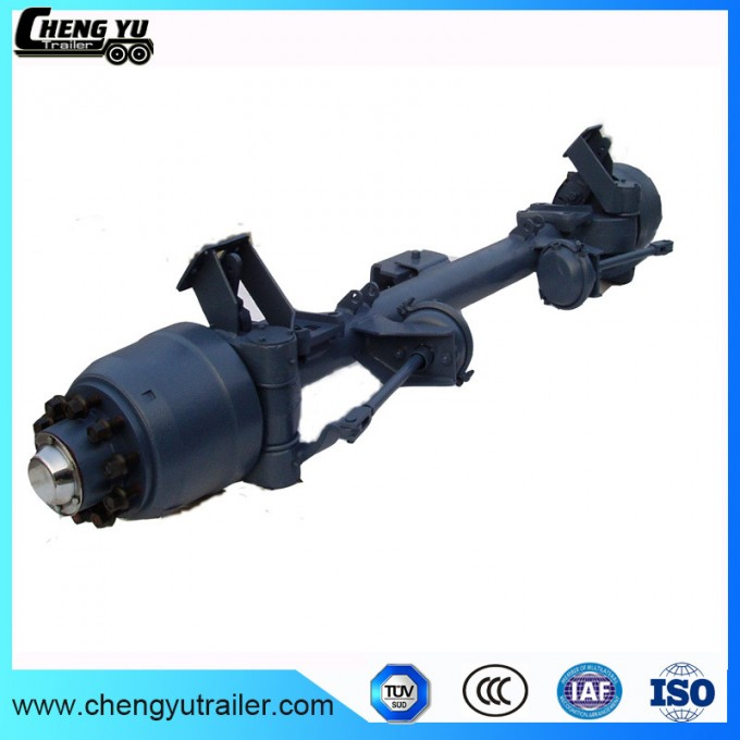 Manufacturer Chengyu 13t Heavy Duty Trailer Axle for Sale Image1