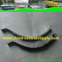Factory Supply Trailer Parts of Galvanised 3 Layer Leaf Spring Ls002