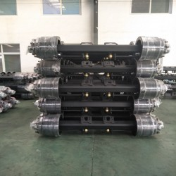 American Fuwa Trailer Axle Supplier Manufacturer
