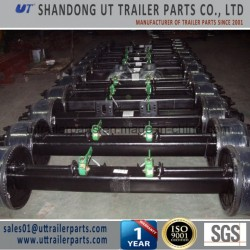 16t German Design Semi Trailer Spare Parts Axles