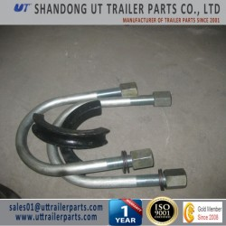M22X2.0 U Bolt 773015 York Suspension Parts for Trailer