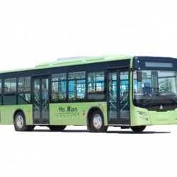 HOWO Jk6129gd 270HP City Bus