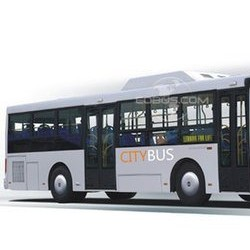 Ankai Monocoque Structure Ng City Bus