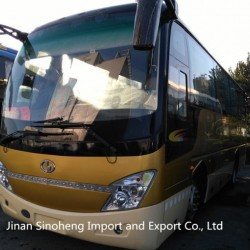 Hot Sale Shaolin 37-40seats 8.5m Bus Rear Engine Diesel and CNG