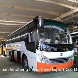 Hot Selling Shaolin 45-48seats 9.8m Front Engine Bus