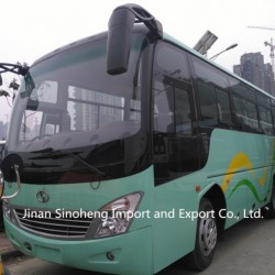 Hot Sale Shaolin 41-43seats 9m Bus Front Engine Diesel and CNG