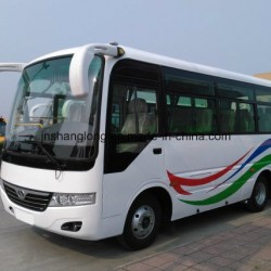 6.6 Meters Length 25 Seats City Bus