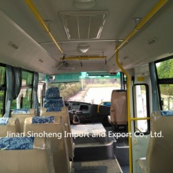 Hot Selling Shaolin 20seats 6meters Length City Bus